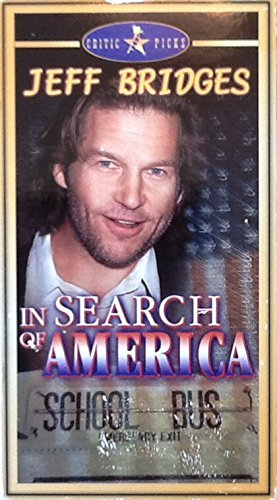 9786305505389: In Search of America [VHS]