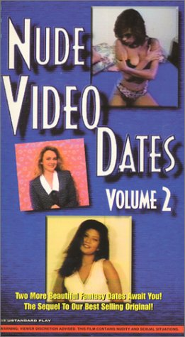 9786305524274: Nude Video Dates 2 [VHS]