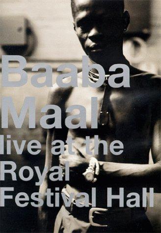 9786305526353: Baaba Maal - Live at Royal Festival Hall