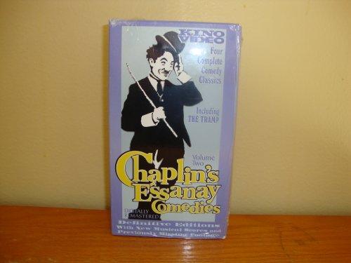 9786305531227: Chaplin's Essanay Comedies, Vol. 2 [VHS]