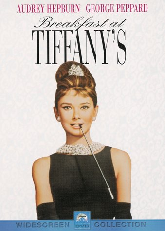 9786305537328: Breakfast at Tiffany's [Reino Unido] [DVD]