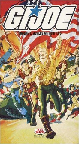 9786305538462: G.I. Joe [USA] [VHS]
