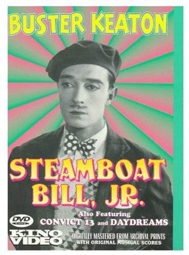 9786305609957: Steamboat Bill Jr.