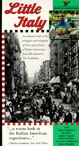 9786305622284: Little Italy [VHS]