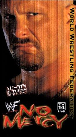 9786305710509: WWF: No Mercy 2000 [VHS]