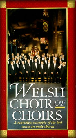 9786305714521: Welsh Choir of Choirs [VHS]