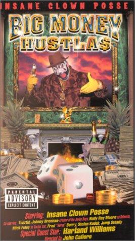 9786305715597: Big Money Hustlas: The Movie [VHS]