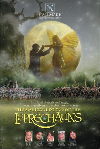 9786305742036: Magical Legends of the Leprechauns [Reino Unido] [DVD]