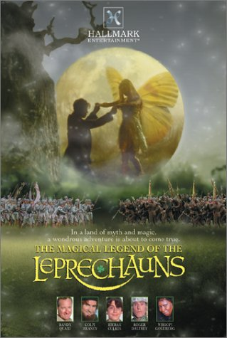 9786305742036: The Magical Legend of the Leprechauns [Import USA Zone 1]