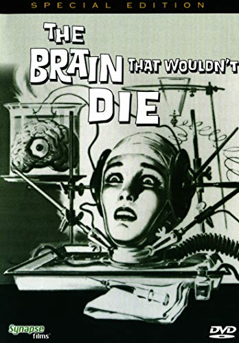 9786305750246: The Brain That Wouldn't Die