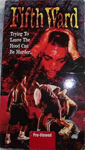 9786305754305: Fifth Ward [VHS]