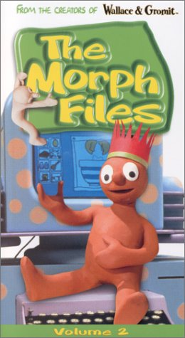 9786305754688: The Morph Files - Vol. 2 [VHS]