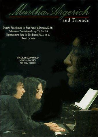 9786305755401: Martha Argerich and Friends