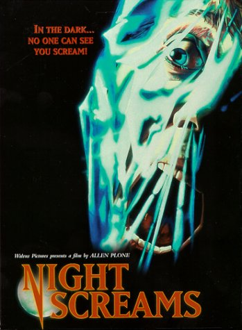 9786305759652: Night Screams [USA] [DVD]