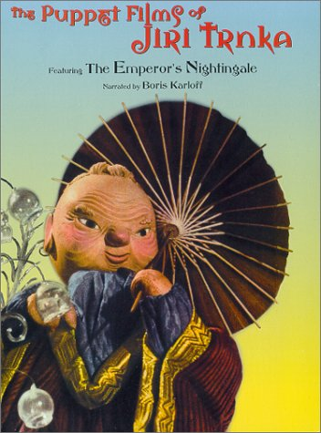 9786305761181: The Emperor's Nightingale [Reino Unido] [DVD]