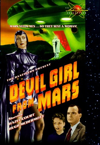 9786305772682: Devil Girl from Mars