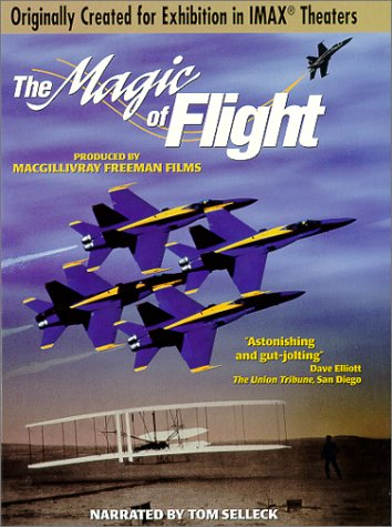 9786305773122: The Magic of Flight (Large Format)