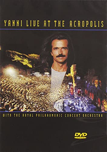 9786305781424: Yanni - Live at the Acropolis