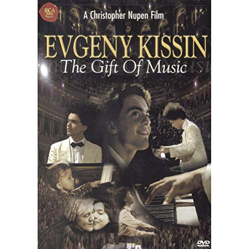 9786305785026: Evgeny Kissin: Gift of Music