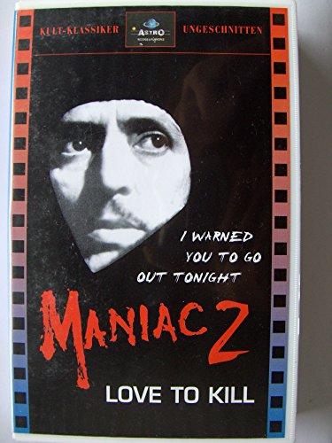 9786305805908: The Last Horror Film - Fanatic [VHS]