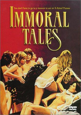 9786305808107: Contes immoraux [Reino Unido] [DVD]