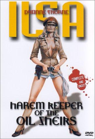 9786305808138: Ilsa - Harem Keeper of the Oil Sheiks
