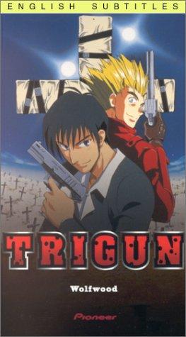 9786305812807: Trigun - Wolfwood (Vol. 3) [VHS]
