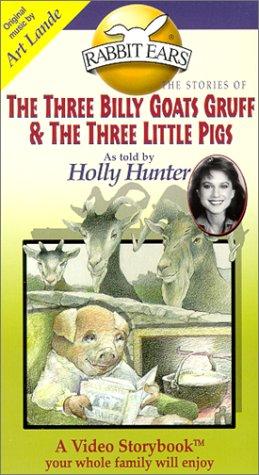 9786305816126: Three Billy Goats Gruff [VHS]