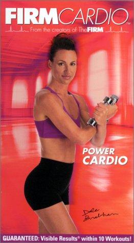 9786305817741: Firm:Power Cardio [VHS]