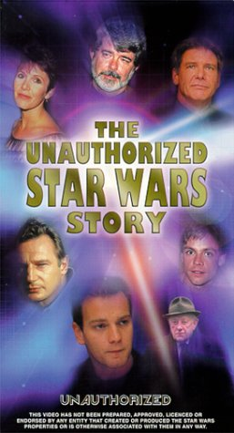 9786305819639: Unauthorized Star Wars Story [VHS]