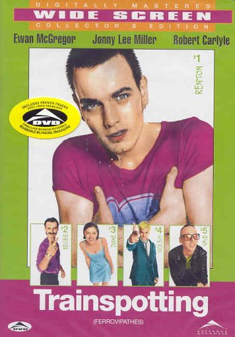 9786305823834: Trainspotting (Widescreen Collector's Edition)