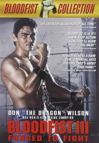 9786305824725: Bloodfist 3: Forced to Fight [Import USA Zone 1]