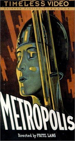 9786305827436: Metropolis [VHS]