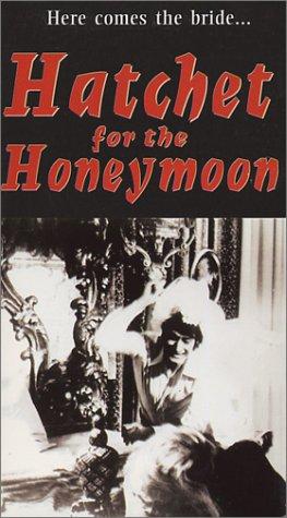9786305827542: Forsyth Stephen: Hatchet for the Honeymoon [VHS]