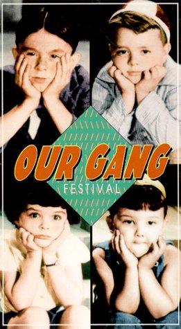 9786305827658: Our Gang Festival [VHS]
