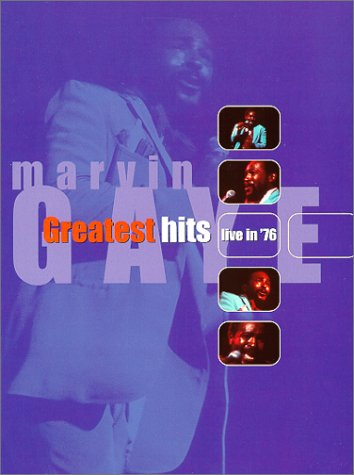 Marvin Gaye - Greatest Hits Live in