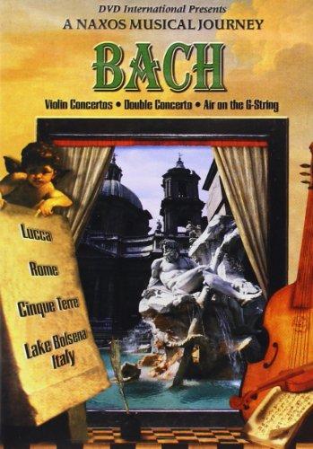 9786305838494: Bach Violin Concertos - A Naxos Musical Journey