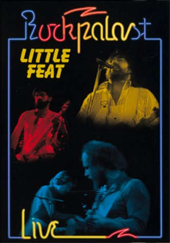 9786305841449: Little Feat: Rockpalast Live