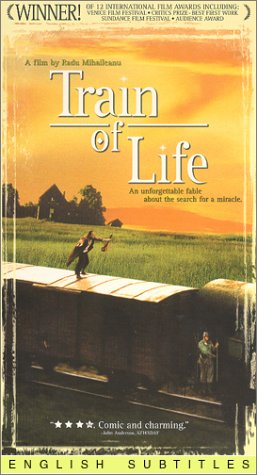 9786305849575: Train of Life [VHS]
