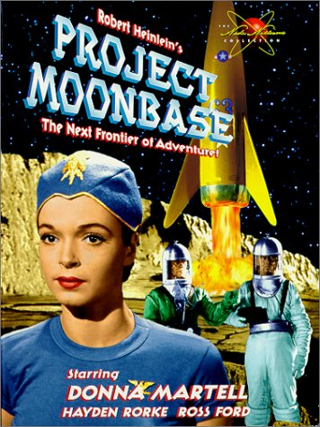 9786305869351: Project Moonbase: The Next Frontier of Adventure [Reino Unido] [DVD]