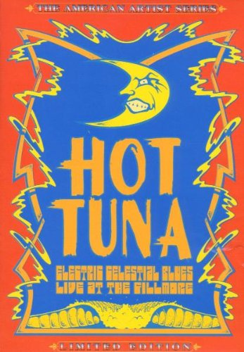 9786305870852: Hot Tuna - Electric Celestial Blues Live at the Fillmore [Import USA Zone 1]