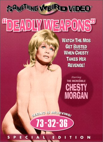 9786305871231: Deadly Weapons [USA] [DVD]