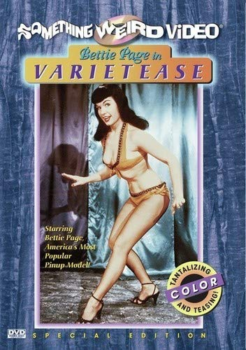 9786305908432: Varietease [USA] [DVD]