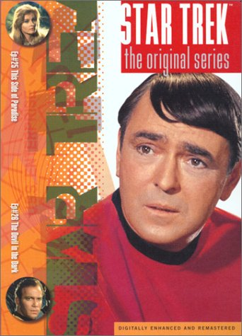 9786305910442: Star Trek - The Original Series, Vol. 13, Episodes 25 & 26: This Side of Paradise/ The Devil in the Dark