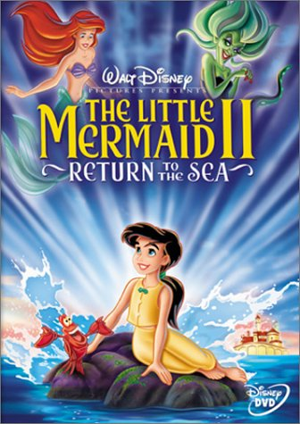 9786305940951: The Little Mermaid II - Return to the Sea