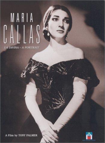 9786305943969: Maria Callas: La Divina - A Portrait [Reino Unido] [DVD]