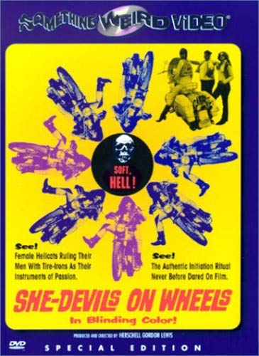 9786305944331: She Devils On Wheels (Special Edition)