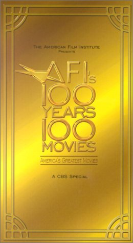 9786305945260: AFI's 100 Years, 100 Movies: American Film Institute (CBS Television Special) [VHS]