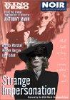 9786305950660: Strange Impersonation [USA] [DVD]