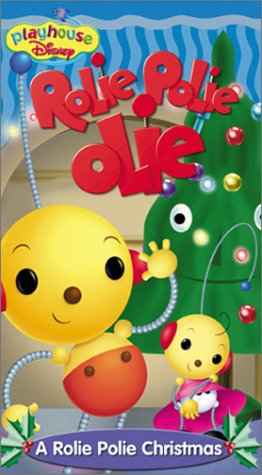 9786305951759: Rolie Polie Olie - Holiday Video 2000 - A Rolie Polie Christmas [VHS]